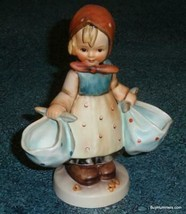 """Mother's Darling"" Goebel Hummel Figurine #175 TMK5 - Cute Mother's Day Gift! - $115.43"