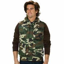 Men's Premium Multi Pocket Zip Up Military Fishing Hunting Utility Tactical Vest image 4