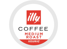 Illy Coffee Medium Roast 20 to 120 Keurig K cup Pick Any Size FREE SHIPPING - $29.99+