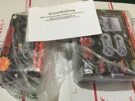 BRAND NEW SNES Classic EDITION SUPER NES & Hori Fighting Wireless contro... - $209.99