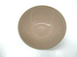 "Mikasa Potters Art Stoneware Cafe Latte 6"" Cereal Bowl EUC - $15.52"