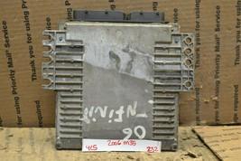 2006 Infiniti M35 Engine Control Unit ECU MEC35963A1 Module 232-4C5 - $99.99