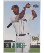 ADAM JONES RC SP 2006 Upper Deck #1181 Mariners SHORT PRINT ROOKIE Baseb... - $9.49