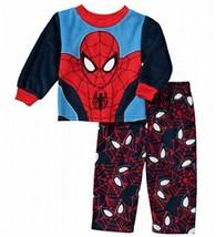 Il Ultimate Spiderman Marvel Pile Pigiama Pigiama Set Bambini Misura 4T - $19.14