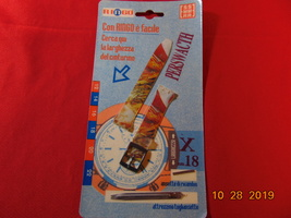 18MM, Swatch Watch, Colored Plastic/Vinyl Replacement Band. New-Old Stock.  - $9.99