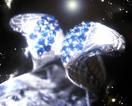 Haunted Ring The Master Sorcerer's Armor Extreme Protection Power Ooak Magick - $5,277.77