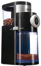 Flat Burr Coffee Grinder Espresso Tea Electric Burr Home Kitchen Applian... - $50.93