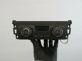 #7050H Cadillac Dts 07 08 09 10 11 Dash Temp Ac Heat Air Climate Control Switch - $25.25