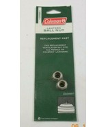 Coleman Lantern Ball Nuts Package Of Two Fits All Coleman Lanterns  - $9.99