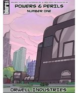Powers & Perils #1: Orwell Industries (Savage Worlds Edition) [Paperback... - $13.29