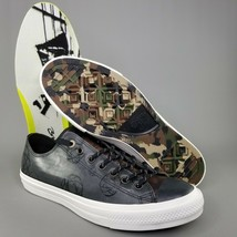 Converse x Futura CTAS II Ox Rubber Pack Shoes Size 11 Mens Sneakers Bla... - $74.79