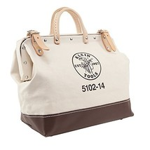 Klein Tools 5102-14 Canvas Tool Bag, 14-Inch - $61.99