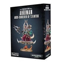 Warhammer 40K Thousand Sons Ahriman Arch-Sorcerer of Tzeentch - $36.00