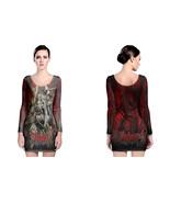 Slipknot Long Slevee Bodycon Dress - $24.99+