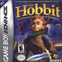 Hobbit (Nintendo Game Boy Advance, 2003) - $24.16
