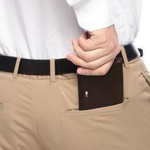 Tommy Hilfiger Men's Premium Leather Credit Card ID Passcase Billfold Wallet image 13