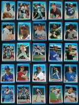 1987 Fleer Update Baseball Cards Complete Your Set Pick From List U-1- U-132 - $0.99+