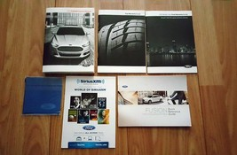 "2015 Ford Fusion Owners Manual ""FREE PRIORITY SHIPPING"" 04352 - $32.62"