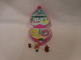 Polly Pocket Precious Puppies Playset Excellent Vintage 1993 100% Complete! - $42.02