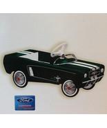 Hallmark 2007 Kiddie Car Classics Lmtd Repaint 1964 1/2 Ford Mustang Orn... - $21.95
