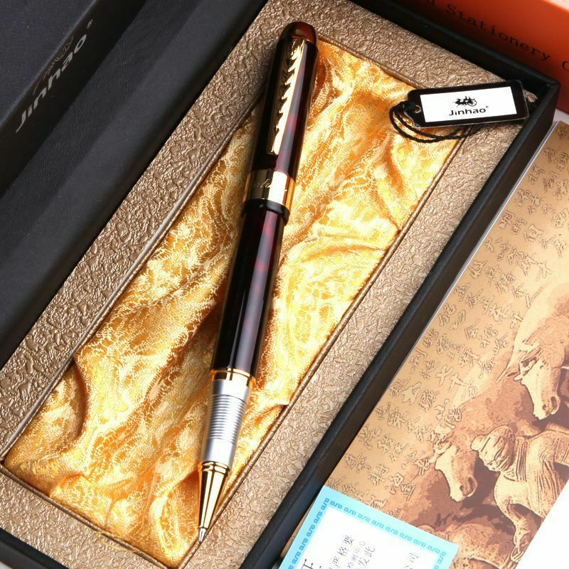 Limited Edition Luxury Rollerball Pen Classic 0.5mm Office Supplies Stationery