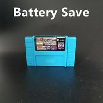 Super Nintendo SNES 49 in 1 Game Cartridge Console NTSC-U/C US Canada En... - $37.83
