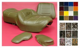 HONDA GL1200 Seat Cover GoldWing Chocolate Brown & (armrests) or 25 COLORS - $89.95