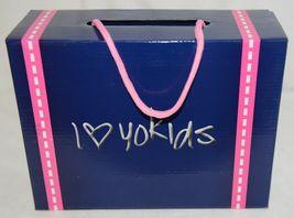 I Love Yo Kids AVA 92T Girls Fringe Boot Black Zip Up Size Eight image 10