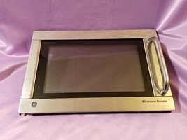 GE Door Panel WB56X10756 Silver Black OEM - $29.65