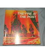 They're At The Post Board Game-Complete-Unplayed - $24.00