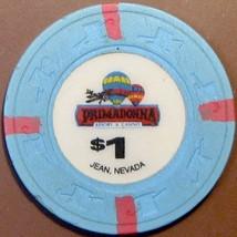 $1 Casino Chip. Primadonna, Jean, NV. W16. - $4.29