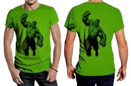 hulk full green image Tee Men's - $22.99