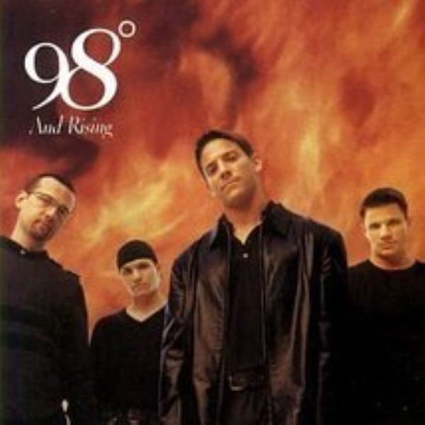 98 Degrees & Rising by 98 Degrees Cd