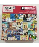Karmin Retro Vintage Kelloggs Characters Jigsaw Puzzle 1000 Piece - $18.69