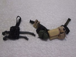 Navy Seal VBSS Belt + Pouches PCU Ver. Accessory - Hot Toys 2007 - $27.09