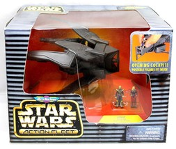 Micro Machines Star Wars Action Fleet Virago New Sealed 1996 Galoob - $130.90