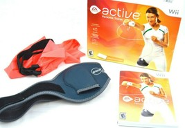 Wii Active Personal Trainer Package - Game Disc, Leg Strap, Resistance B... - $30.00