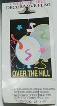 New Creative 20212 Over the Hill Indoor Outdoor Decorative Flag image 2