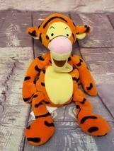 "Disney Winnie the Pooh Tigger 8"" Beanbag Plush Vintage - $6.64"