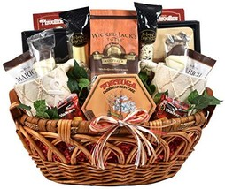 Anchors Away - Nautical Themed Gift Basket With Two Ceramic Coffee Mugs,... - $167.70