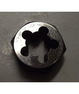 """Bosch 1609410461  1/2 - 20 1"""" HSS Hex Die USA - $3.96"""