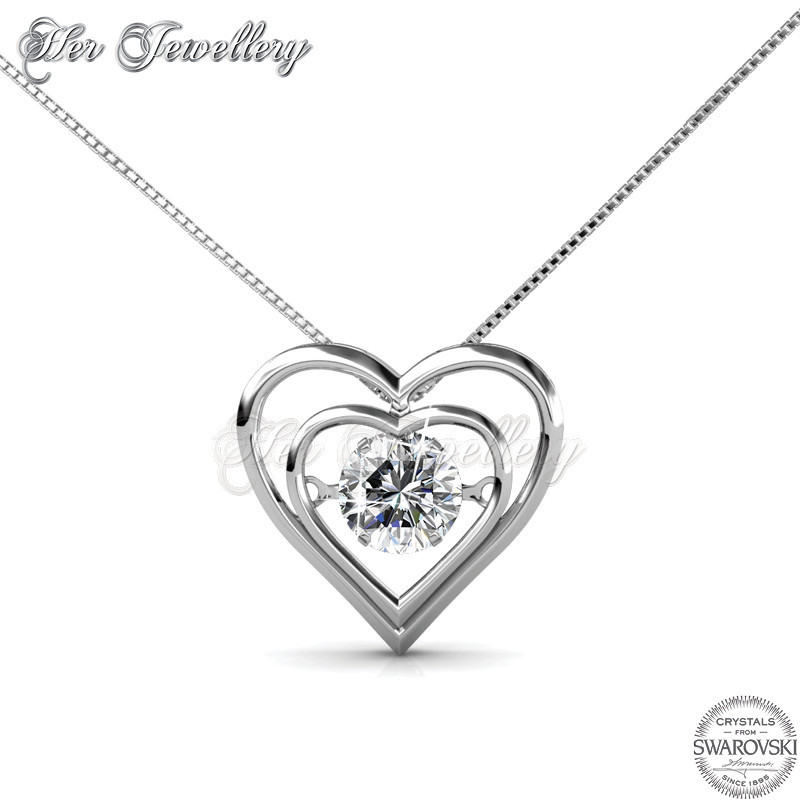 Primary image for Twinkle Heart Pendant‏
