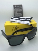 New VONZIPPER Sunglasses VZ ELMORE Black Frames w/WildLife Grey Polarize... - $149.95