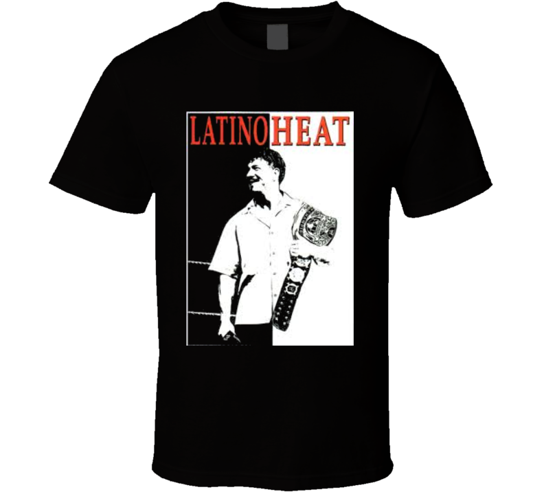 Primary image for Eddi Guerrero Latino Heat Classic Vintage Wrestling T Shirt
