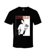 Eddi Guerrero Latino Heat Classic Vintage Wrestling T Shirt - $19.99