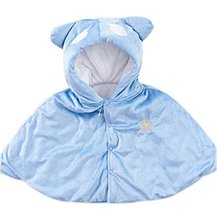 PANDA SUPERSTORE Baby Cloak Shawl Baby Blankets Twelve Constellations Baby Cloak