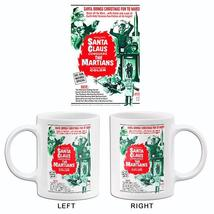 Santa Claus Conquers The Martians - 1964 - Movie Poster Mug - $23.99+