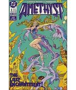 DC AMETHYST #4 VF/NM - $1.49
