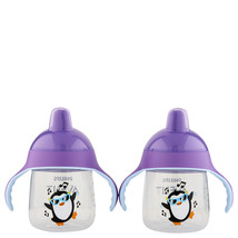 Philips Avent My Little Sippy Cup Purple 2 ct 9 oz  - $14.97