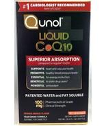 Qunol Liquid CoQ10, 100 mg, 90 Servings, 30.4 Ounce Bottle ex. date 11/2... - $697,24 MXN
